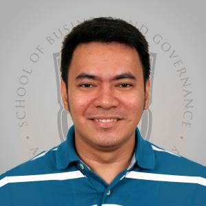 Mr. Jose Karlo T. Caballero, MIBF