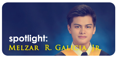 Spotlight: Melzar R. Galicia, Jr.