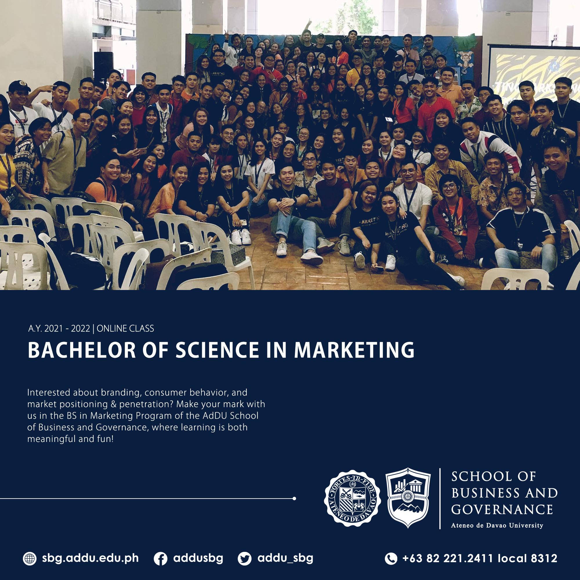 Enrollment 2021 Series 2 - Marketing